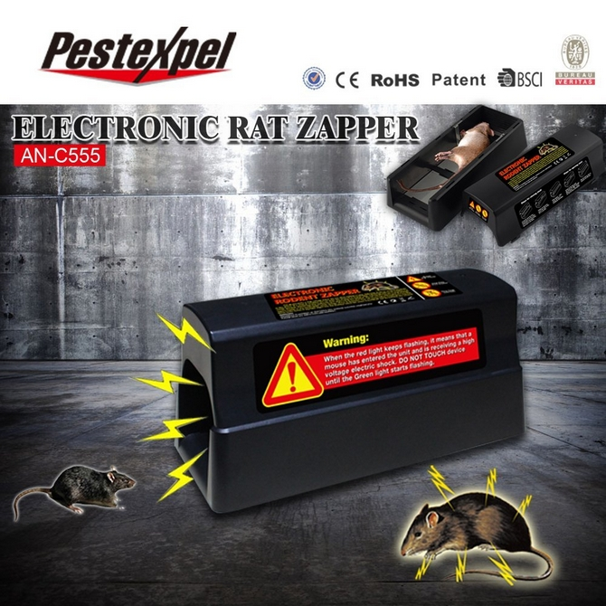 Electronic Rat Zapper Pest Control