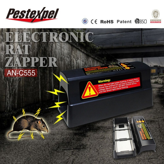Pest Control In Boutte Mail: Electronic Rat Zapper