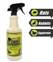 Rodent Defense - Small Animal Deterrent 0.9L
